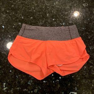 Lulu Lemon Athletic Shorts